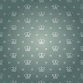 Wallpaper Background. Retro texture. Vector — Stock Vector