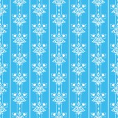 Seamless pattern. Wallpaper for wall. Blue — Stock Photo