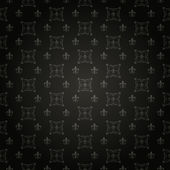 Wallpaper Background Pattern Retro Black — 图库照片