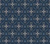 Seamless pattern. Royal Wallpaper. Retro — Stock Photo
