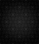 Royal Wallpaper Background for Your design. Black — Cтоковый вектор
