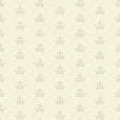 Seamless pattern. Royal Wallpaper. Beige — Stock Vector