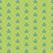 Seamless pattern for Your design. Retro — Stock Vector