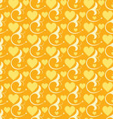 Wallpaper Background. Pattern for your design Wedding and Valentines day. — Vecteur
