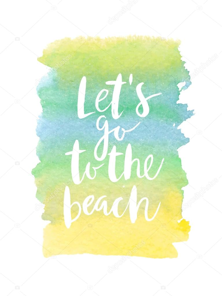 lets go to the beach essay Victoria's secret/macey j foronda for buzzfeed issues yes, your body is a beach body -- let these awesome women show you why.