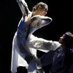 Chinese ethnic dance — Stock Photo #57364465