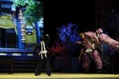 Chinese opera actor — Stock Photo