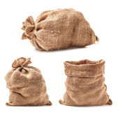 Collections of sack — Stock Photo