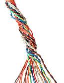 Câble multicolor — Photo