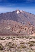 Teide National Park Tenerife — Stock Photo