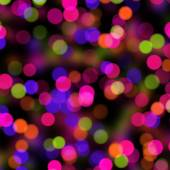 Colorful Abstract background with bokeh — Stock Photo