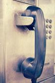 Public Phone,Vintage Style — Stock fotografie