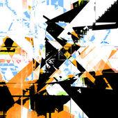 Retro abstracte achtergrond — Stockfoto