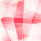 Red Abstract Futuristic Background — Stock Photo