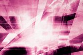 Red Futuristic Background — Stock Photo