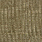 Brown linen texture for background — Stock Photo