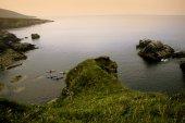 Achill island coast in Ireland — Stock Photo