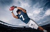American Football Game Action Photo — Stock Photo