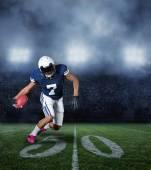 American Football Game Action Photo — Stockfoto