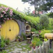 Hobbiton, Shire, New Zealand — Stock Photo #65752507