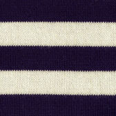 Striped black fabric texture — Stockfoto