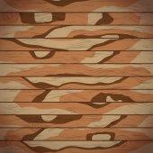 Dark brown wooden planks. — Wektor stockowy