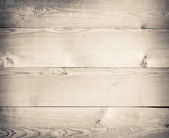 Old light grunge wooden planks texture or tabel surface — Stockfoto