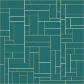 Symmetrical geometric blocks square and rectangle vector backdrop. — Vettoriale Stock