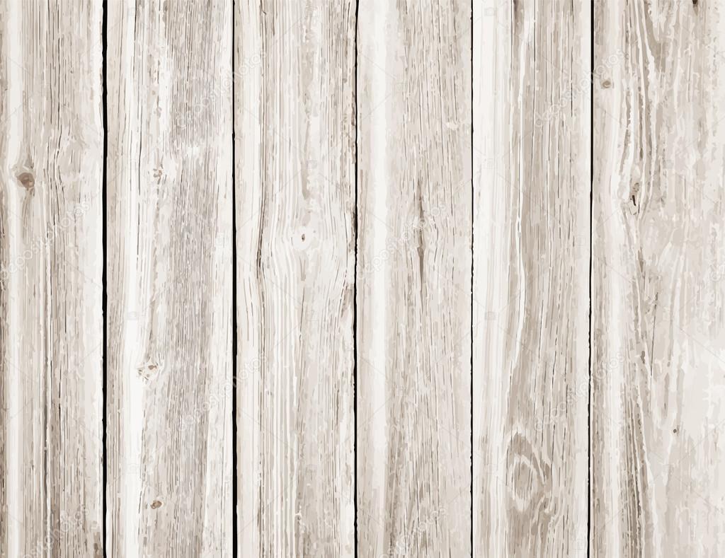수직 판자 또는 테이블, 바닥 표면 빛 나무 텍스처. 벡터 ...