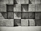 Abstract background of the concrete — Stock Photo