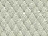 Patrón de tapicería de cuero blanco transparente, Ilustración 3d — Foto de Stock