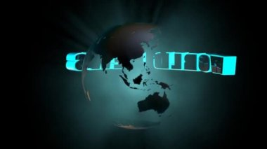World news — Stock Video