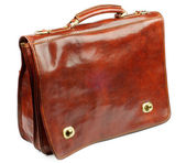 Old Fashioned Briefcase — Stock Photo