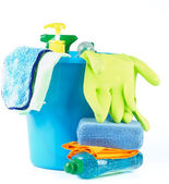 Cleaning Suppliers — Stock Photo