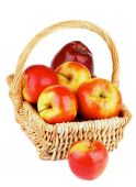 Red Prince Apples — Stock Photo