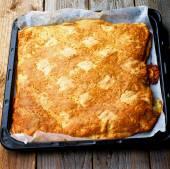 Sýrový koláč — Stock fotografie