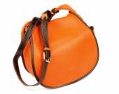 Orange Women Bag — Stock Photo
