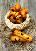 レーズン クッキー — ストック写真