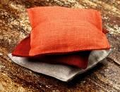 Textile Sachet — Stock Photo