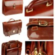 Collection of Briefcases — Stock Photo #63070129