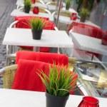 Straßencafé — Stockfoto #69797735