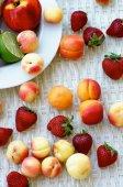Frutti estivi — Foto Stock