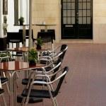Straat café — Stockfoto #75803631