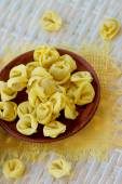 Meat Cappelletti — Stock Photo