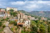 Savoca old town — Stock Photo