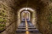 古代隧道 — 图库照片