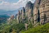 Meteora-kloster — Stockfoto