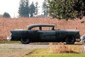 Vintage Car Restoration Project — Stock Photo