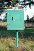 Odd and Unusual Mailbox — ストック写真