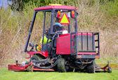 Industrial Grass Cutter — Stock Photo
